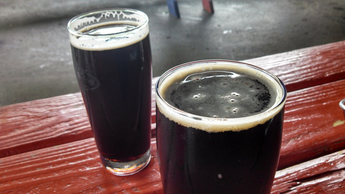 Asheville Brewing Company beer